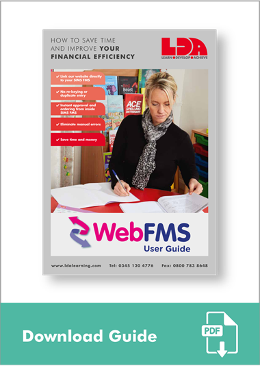 Download the WebFMS Setup Guide for Capita SIMS