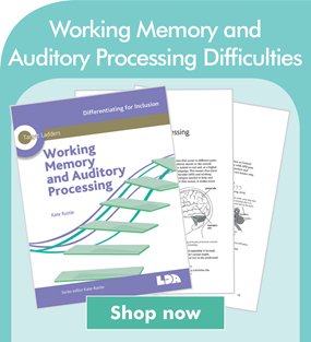 Target Ladders Working Memory and Auditory Processing