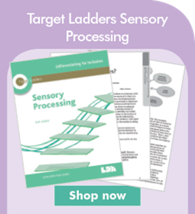 Target Ladders Sensory Processing